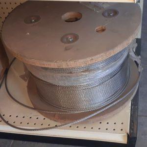 Laliberté Produits Industriels , cable en stainless