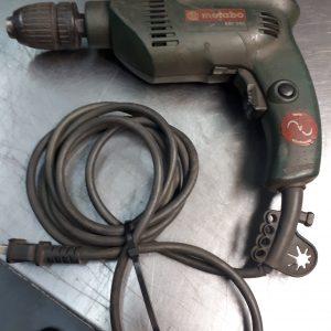 Laliberté Produits Industriels ,Perceuse Métabo usagé SBE-660 Chuck ½ manuel ,vitesse variable ,reverse