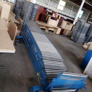 Laliberté Produits Industriels, convoyeur