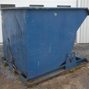 Laliberté Produits Industriels, Bac conteneur auto versant